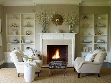 Cool Chimney Ideas For Living Room 24