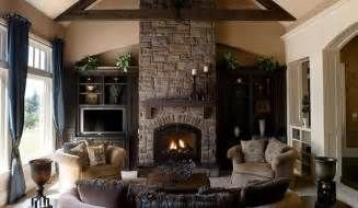 Cool Chimney Ideas For Living Room 42