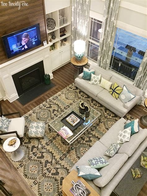 Most Popular Two Couches In Small Living Room 04