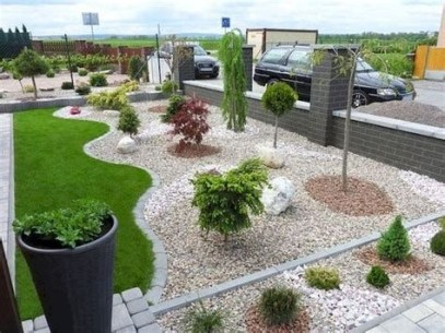 Stunning Front Yard Landscaping Ideas On A Budget 01