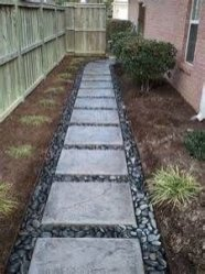 Totally Inspiring Front Yard Pathway Ideas 17