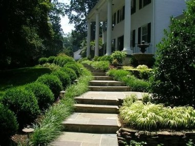 Totally Inspiring Front Yard Pathway Ideas 25