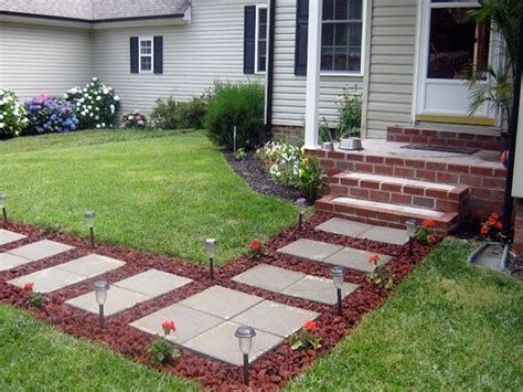 Totally Inspiring Front Yard Pathway Ideas 32