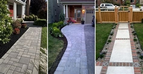 Totally Inspiring Front Yard Pathway Ideas 38