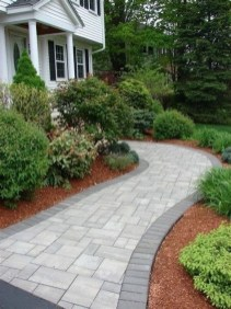 Totally Inspiring Front Yard Pathway Ideas 39