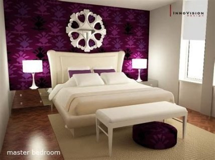 Awesome Burgundy And Grey Bedroom Ideas 05