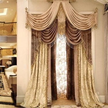 Best Ideas For Fancy Curtains For Bedroom 36