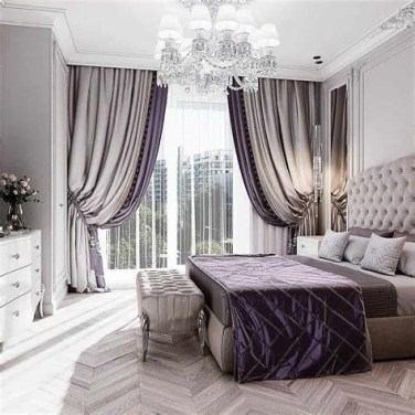 Best Ideas For Fancy Curtains For Bedroom 37