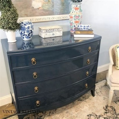 Cool Navy Painted Bedroom Furniture Ideas 15