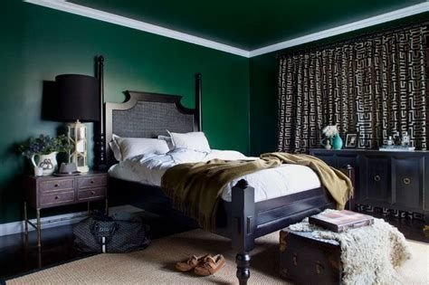 Creative Sage Green Accent Wall Bedroom Ideas 01