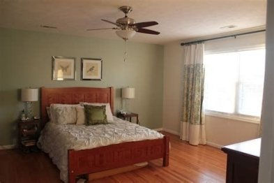Creative Sage Green Accent Wall Bedroom Ideas 25