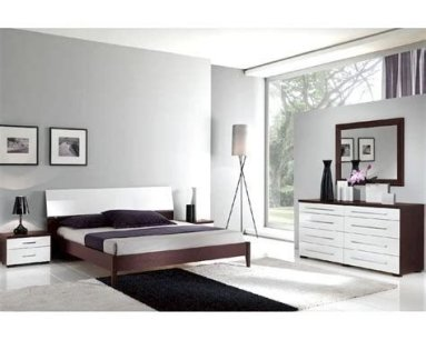 Lovely Two Tone Bedroom Paint Ideas 09