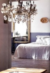 Lovely Two Tone Bedroom Paint Ideas 24