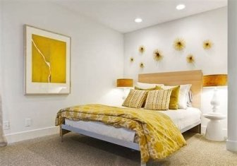 Totally Comfy White And Gold Themed Bedroom Ideas 08