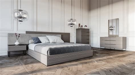 Totally Cute Charcoal Grey Bedroom Set Ideas 09