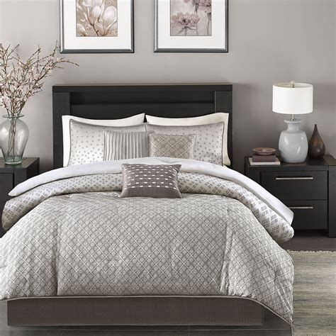 Totally Cute Charcoal Grey Bedroom Set Ideas 13