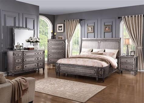 Totally Cute Charcoal Grey Bedroom Set Ideas 33