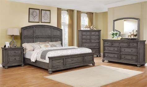 Totally Cute Charcoal Grey Bedroom Set Ideas 41