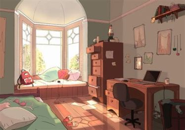 Awesome Aesthetic Room Background Ideas 20