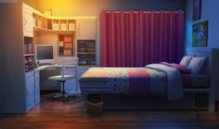 Awesome Aesthetic Room Background Ideas 21