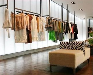 Beautiful Very Small Boutique Design 41