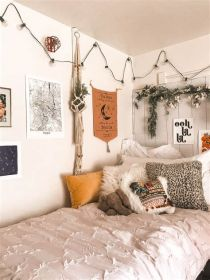 Cool Aesthetic Bedroom Background Ideas 07