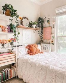 Cool Aesthetic Bedroom Background Ideas 09