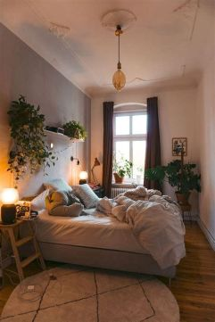 Cool Aesthetic Bedroom Background Ideas 38