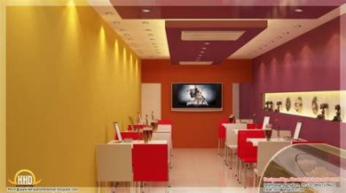 Lovely Low Budget Small Restaurant Design Ideas 02