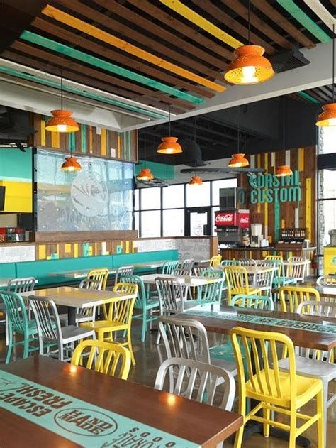 Lovely Low Budget Small Restaurant Design Ideas 11