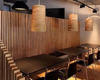 Lovely Low Budget Small Restaurant Design Ideas 14