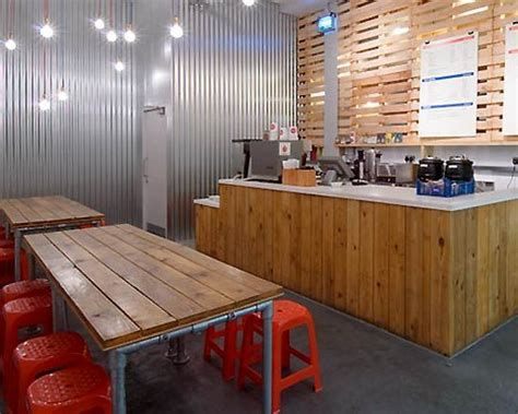 Lovely Low Budget Small Restaurant Design Ideas 24