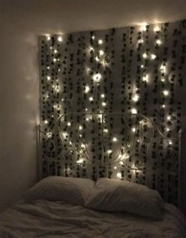 Most Popular Aesthetic Room With Led Lights Ideas 24