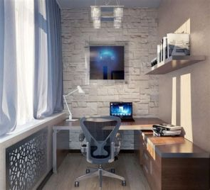 Amazing Office Interior Design Ideas For Small Space Ideas 05