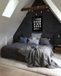 Totally Cute Black And White Room Aesthetic Ideas 02