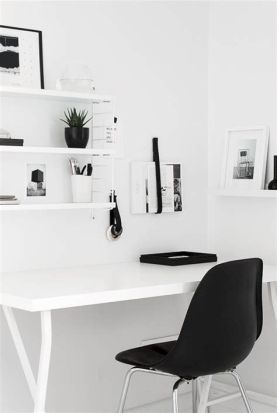 Totally Cute Black And White Room Aesthetic Ideas 27