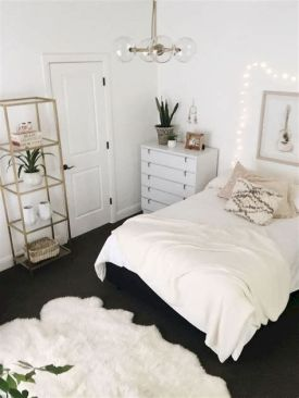 Totally Cute Black And White Room Aesthetic Ideas 39