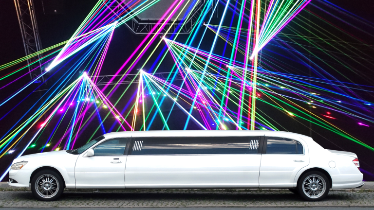 Make it a Stylin' Profilin' Limousine Riding Journey!