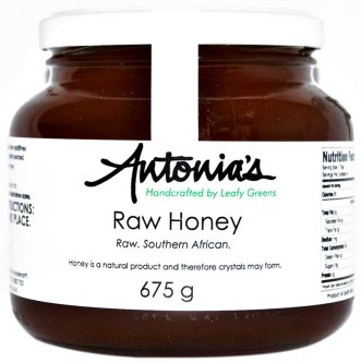 Antonia's Raw Honey