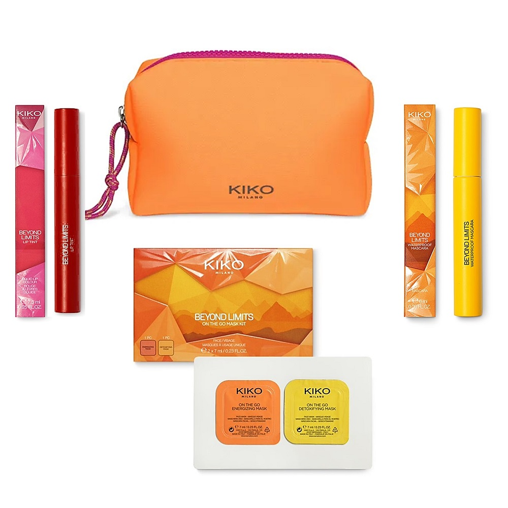 Kiko Milano Beyond Limits set