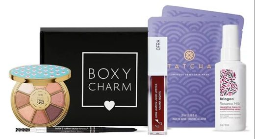 Boxycharm - Boxy and Chill Base Box
