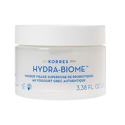 Korres - Greek Yoghurt Probiotic Superdose Face Mask