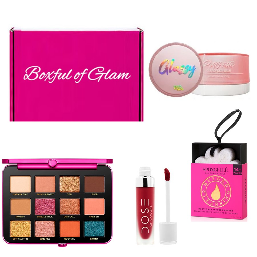Boxful of Glam - The Creative Mom