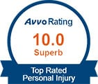Cluff Law, plc is comprised of highly rated attorneys in Avvo's top-rated car accident attorneys in Phoenix.