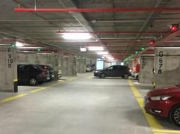 Cluj. Parcare cu plată la Iulius Mall. Cât te costă acum să îți lași mașina la Mall 9