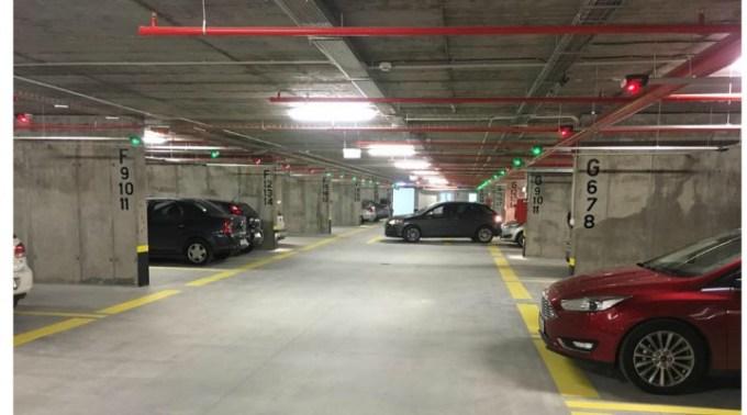 Cluj. Parcare cu plată la Iulius Mall. Cât te costă acum să îți lași mașina la Mall 1