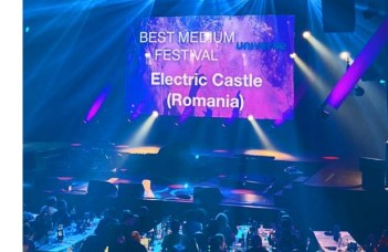 Cluj. FELICITĂRI! Electric Castle și Jazz in the Park au câștigat Best Medium Festival și Best Small Festival la European Festival Award 11