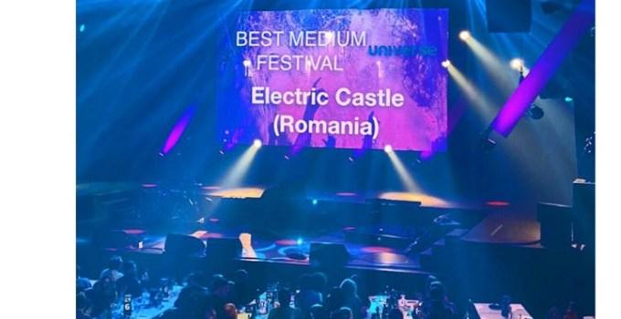 Cluj. FELICITĂRI! Electric Castle și Jazz in the Park au câștigat Best Medium Festival și Best Small Festival la European Festival Award 5