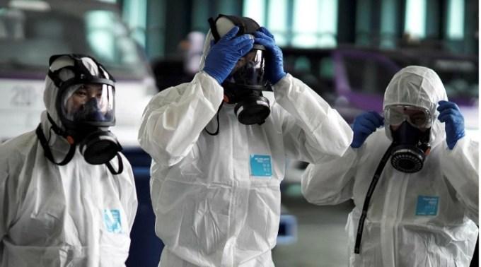 """Clujul pregătit anti-coronavirus. Ministrul Sănătății: """"Spitalele şi-au refăcut stocurile de biocide, costume de protecţie şi ventilatoare...."""" 1"""