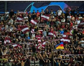 CFR Cluj- FC Sevilla 1-1. Clujenii au marcat după un penalty acordat de VAR, primul acordat pe teritoriul României 12